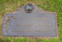 Wilson Loyce Bishop