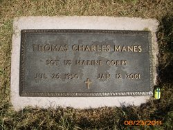 Thomas Charles TC Manes