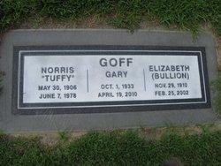 Elizabeth <i>Bullion</i> Goff