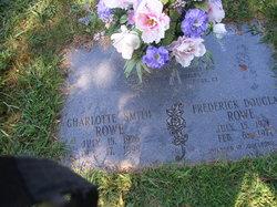 Charlotte Virginia <i>Smith</i> Rowe