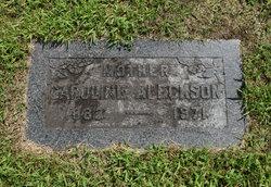 Caroline Aleckson