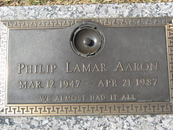 Phillip Lamar Aaron