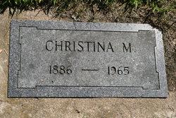 Christina M Aleckson