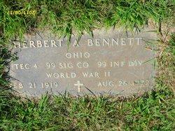 Herbert A. Bennett