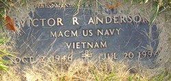 Victor R. Anderson