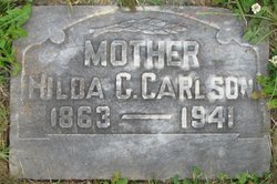 Hilda Katherine <i>Swanson</i> Carlson
