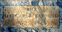 Margaret M <i>Whitaker</i> Bartram