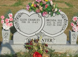 Brenda Sue <i>Manes</i> Carpenter