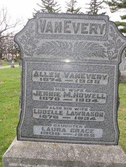 Jennie M. Howell VanEvery