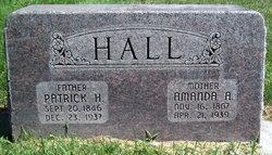 Amanda A <i>Samuelson</i> Hall