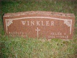 Helen R Winkler