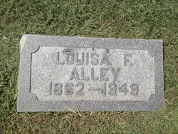 Louisa F. Alley
