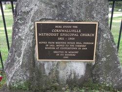 Cornwallville Methodist Cemetery