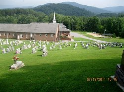 Lewis Fork Baptist Church Cemetery
