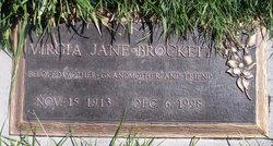 Virgia Jane Brockett