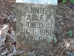 Annie Able