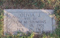 Olivia Simmons