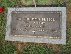 Joe Johnson Breece