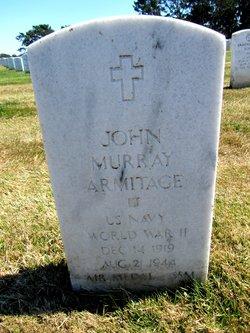 Lieut John Murray Armitage