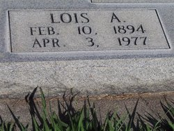Lois Anna <i>Rice</i> Maxwell
