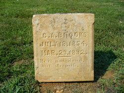C A Brooks
