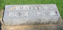 Marilyn <i>Miller</i> Martyn