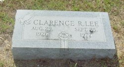 Clarence Ray Lee