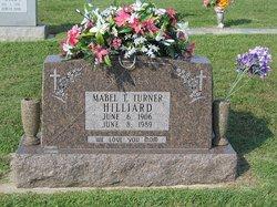 Mabel <i>Turner</i> Hilliard
