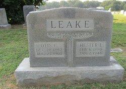 Otis Cottrell Leake