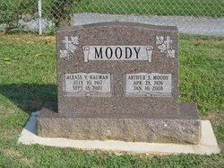 Alease Virginia <i>Nauman</i> Moody
