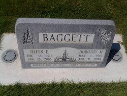 Dorothy Mary <i>Anderson</i> Baggett