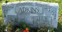 Anna Dell <i>Rogers</i> Adkins