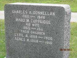 Maud M. <i>Cuppaidge</i> Donnellan