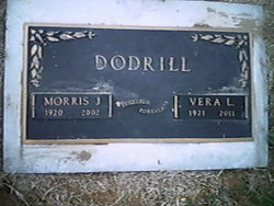 Morris J. Dod Dodrill