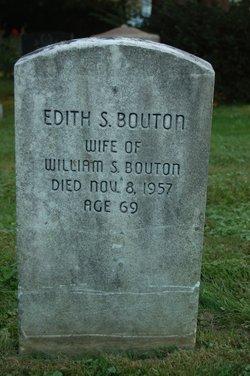 Edith Marguerite <i>Sneckner</i> Bouton