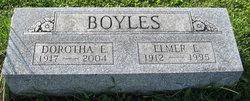 Elmer Ellis Boyles
