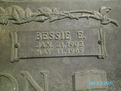 Bessie Elizabeth <i>Taylor</i> Anderson