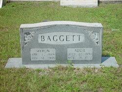 Addie S <i>Brewton</i> Baggett