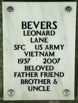 Leonard Lane Bevers