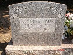 Claude Allison
