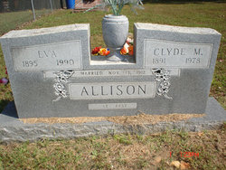 Mattie Evelyn Eva <i>Kilpatrick</i> Allison