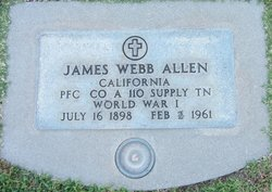 James Webb Allen