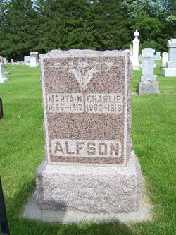 Charles Charlie Alfson