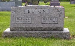 Tressie Cornelia <i>Alfson</i> Elton