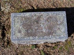 Abbie <i>Woodhull</i> Hall