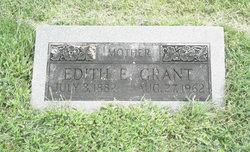Edith Ellen <i>Henderson</i> Grant