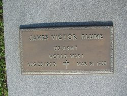 James Victor Blume