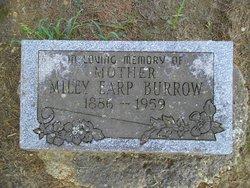 Miley <i>Earp</i> Burrow