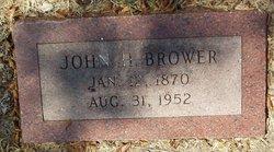 John H Brower