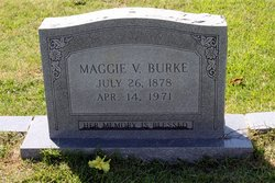 Maggie V Burke